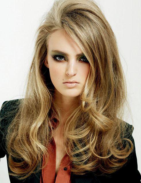75 best Blow-dry bar images on Pinterest | Gorgeous hair, Hairdos ...