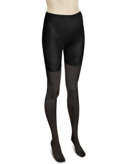 Spanx Super Shaping Sheers 913 - Black