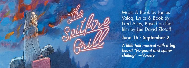 Rosebud Theatre - The Spitfire Grill