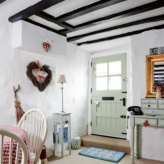 387 Best Images About Country Cottage Entrance Hall: 65 Best Entrance Hall Images On Pinterest