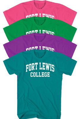 Bargain tees in fun colors! $7.95: Fashion Colors, Colors Tees, Fun Colors