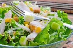 Caesar Salad | Fighting Child Obesity | Red Light, Green Light, Eat Right!