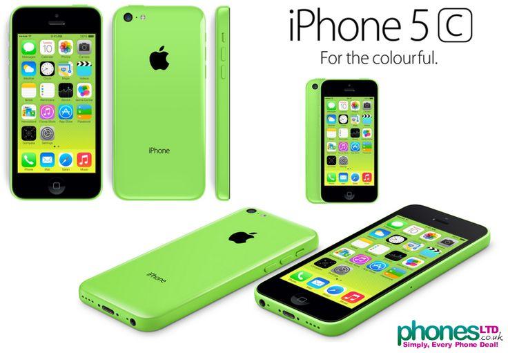 Vodacom deals iphone 5c