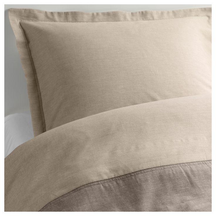 1000 ideas about tan comforter on pinterest tan bedding for Ikea comforter duvet cover