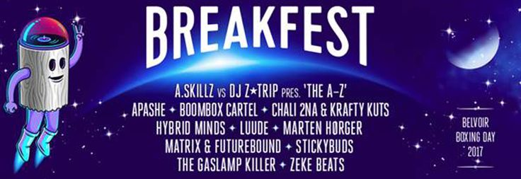 Boxing Day at Breakfest is a Perth tradition that runs over ten years deep and this silly season, Western Australia's annual celebration of bass and broken beats will be back once more.
