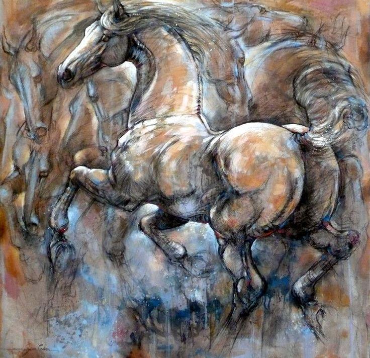 Jeanne Saint Ch�ron : Plasticien/ne, Dessinateur/trice, Peintre, � ...
