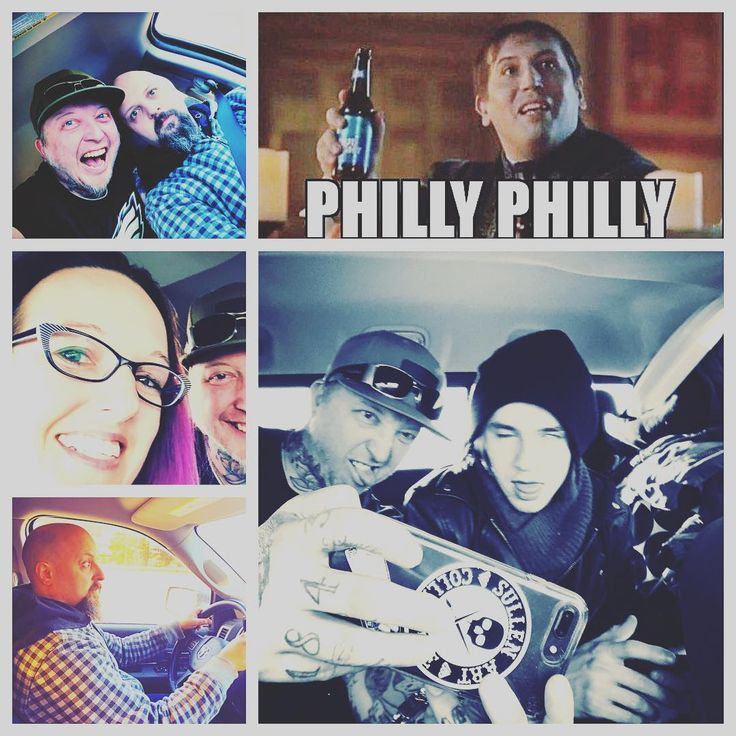 Philadelphia Tattoo Arts Convention HERE WE COME! #stc #driving in #pennsylvania #southside #tattoo #company #artist #villainarts #southsidetattoocompany #road #trip #philly #like4like #philadelphia #art