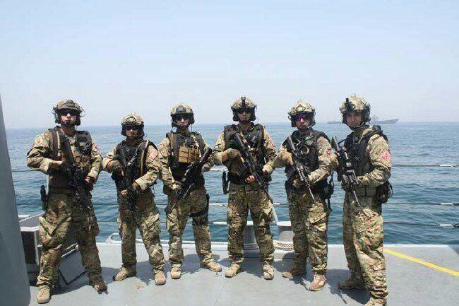 """#TurkishNavalForces - Turkey & Katar """"Iron Shield"""" Military Drill - Turkey Special Forces - Turkey Navy Seals - Turkey Under Water Attack Commandos -(SAT)-"""