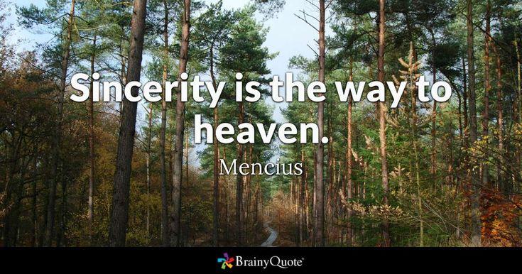 Mencius Quotes - BrainyQuote