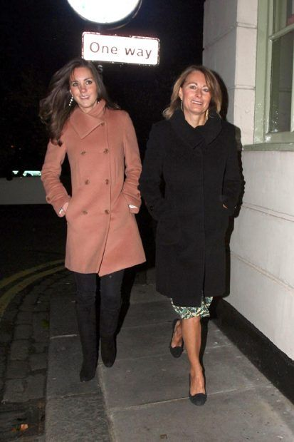 The Middleton Family Album, carole middleton, kate middleton, celebrity pics, marie claire, marie claire uk