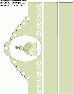 Crown Princess and Frog, Princess Frog, Party Hats - Free Printable Ideas from Family Shoppingbag.com