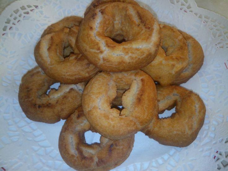 Rosquillas de Anís sin gluten