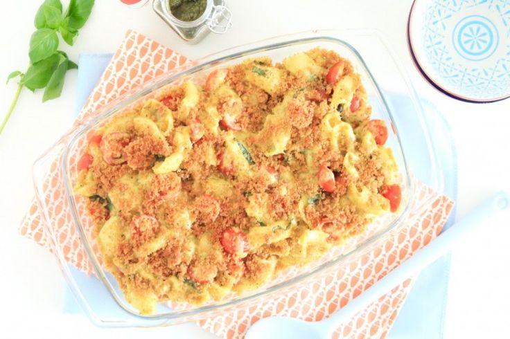 Caprese mac 'n cheese – FOOD
