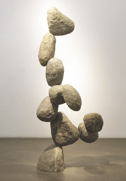 Amazing Rock Sculptures Perform Impossible Balancing Acts - My Modern Met