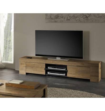 17 best ideas about ensemble meuble tv on pinterest for Meuble tv mural 55 pouces