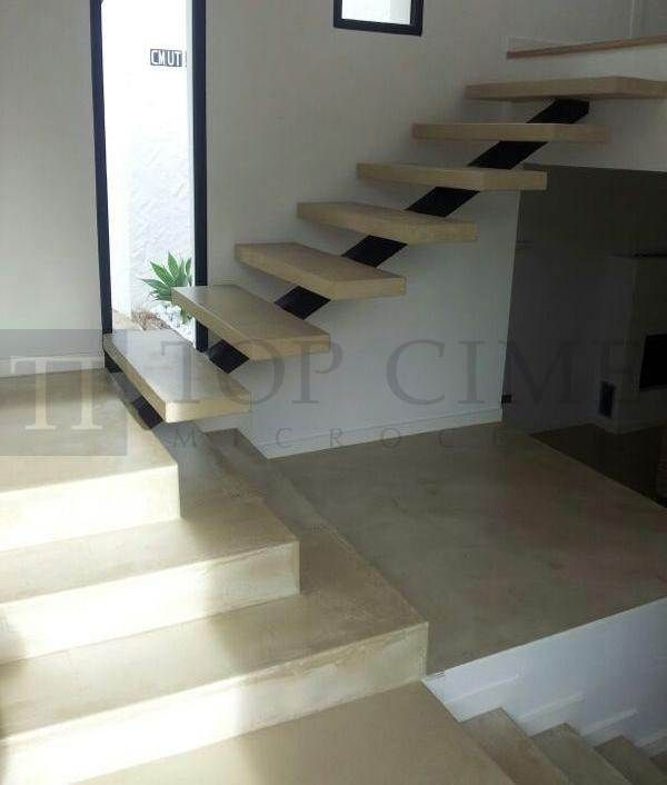 17 best images about escaleras revestidas con microcemento - Colores de microcemento ...