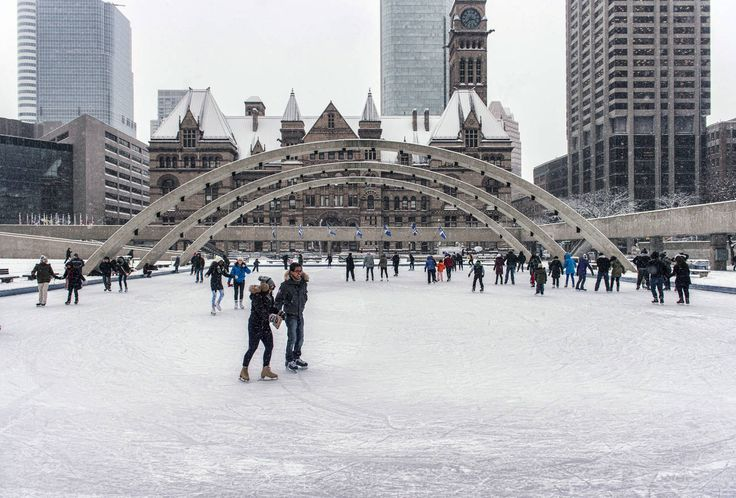 Outdoor skating rinks in Toronto are scattered across neighbourhoods throughout the city. One of Toronto's urban gems, our network of over 65 ice p...