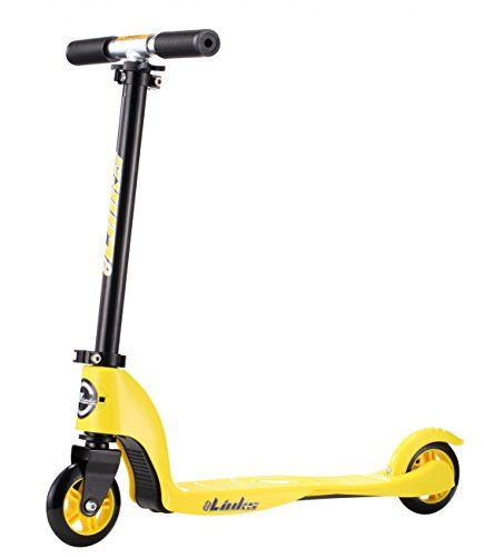 Special Offers - LINKS 2 Wheels Foldable Mini Kick Scooter Adjustable Pro Scooter for Kids Yellow - In stock & Free Shipping. You can save more money! Check It (May 07 2016 at 06:29PM) >> http://rcairplaneusa.net/links-2-wheels-foldable-mini-kick-scooter-adjustable-pro-scooter-for-kids-yellow/
