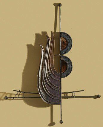 Φλόγα   Flame  85x105cm