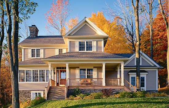 The Emmeline Gabrielle Farmhouse & More New-Old Houses in New England