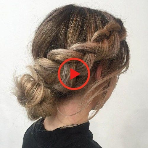 20 Trendy Back To School Hairstyles In 2020 Hair Styles Back To