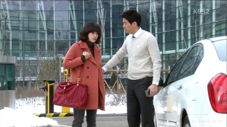 Lee Seo Young in 'My Daughter Seo Young' Episode 45: Pink Coat Styling