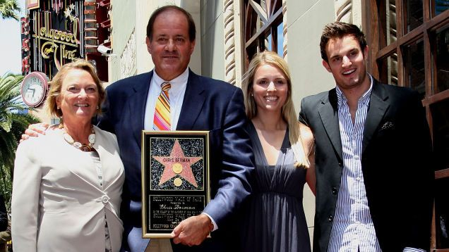 Kathy Berman Wife Of Chris Berman Dies In Car Crash