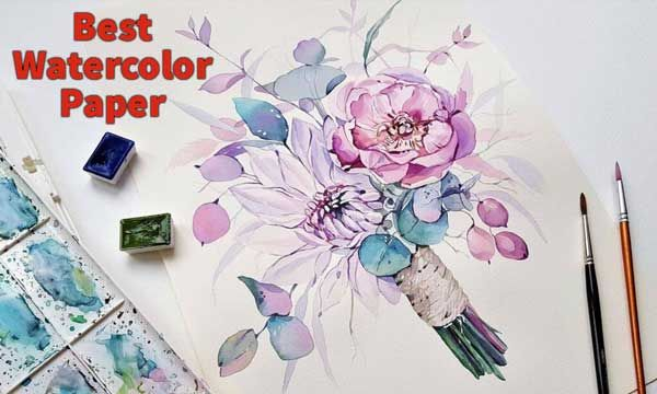 Top 10 Best Watercolor Paper Reviews For Beginners And Experts