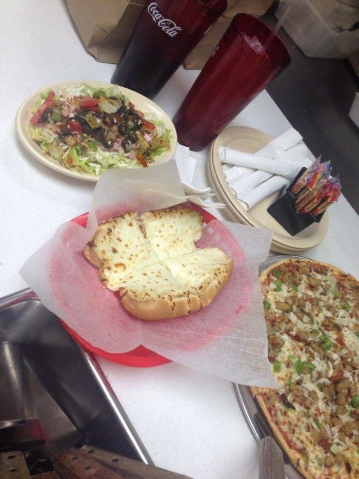 Pizza John's, Derby