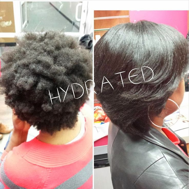 29 Best Images About Natural Hair Silk Press On Pinterest
