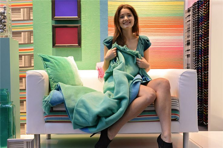 Heimtextil 2014 - read about Charles Parsons Interiors' visit on our blog!