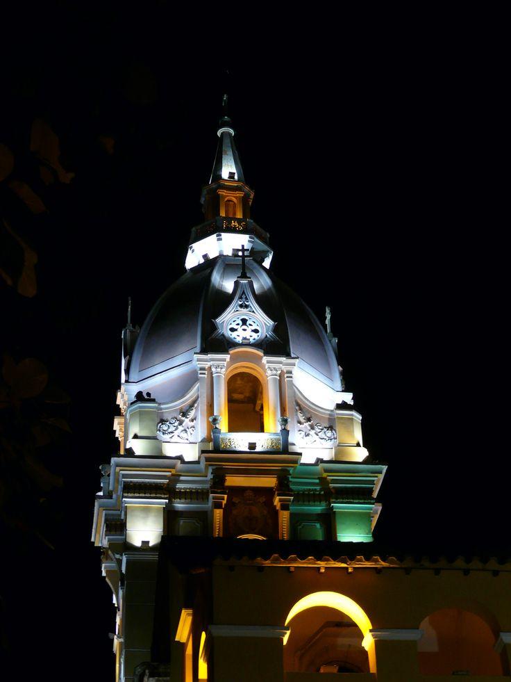 Catedral de Cartagena - Colombia