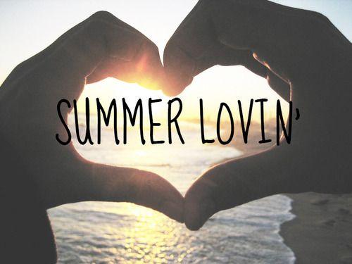 Summer Lovin' #summer #holiday #love