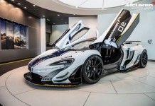 """John 3:16"" McLaren P1 GTR For Sale in the US"