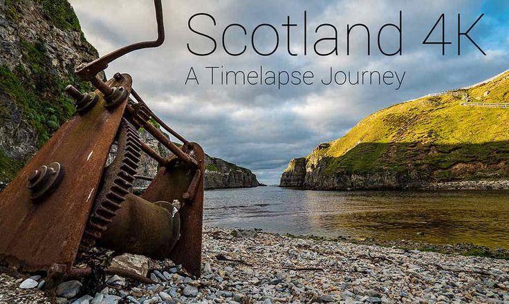 VIDEO La Scozia vista dall'alto è uno spettacolo unico  http://buff.ly/2ufVnsS?utm_content=bufferd645b&utm_medium=social&utm_source=pinterest.com&utm_campaign=buffer #Scotland #timelapse
