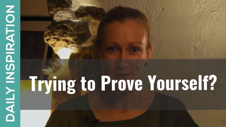 Are you trying to prove yourself to anyone? Someone specific in your life, generally to your peer group or society, or maybe to yourself? Here's the truth about trying to prove yourself, and a few ideas to help set you free. Plus - click through to download the free Confidence & Self-Belief Affirmations Audio to support your journey - https://www.pinchmeliving.com/trying-to-prove-yourself/