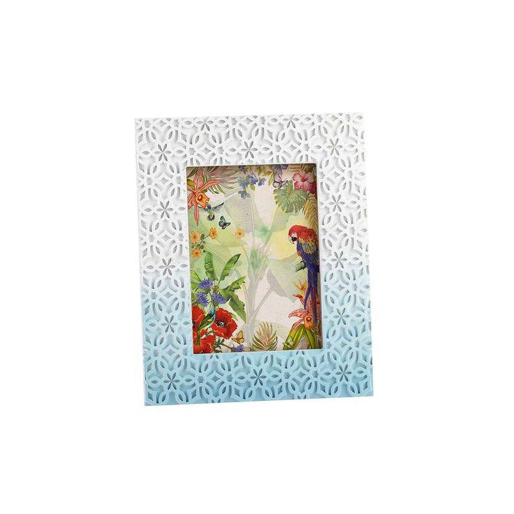 Mint Dip Dye Frame