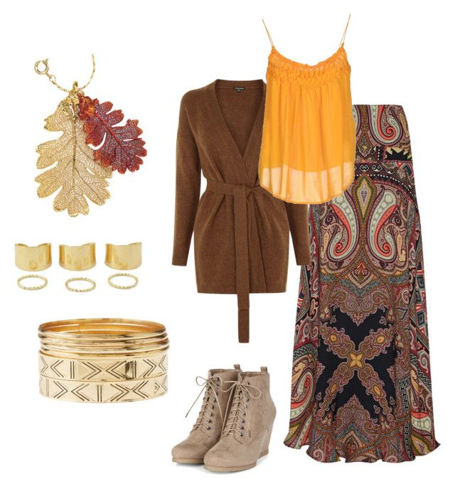 """Love Autumn!"" by vibsitsi on Polyvore featuring art"