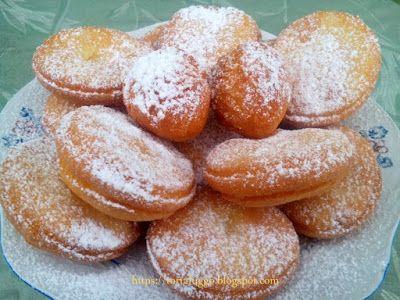 Tortafüggő Marisz: 10 perces tejfölös fánk Gasztropajtitól - rendkívüli Blogkóstoló