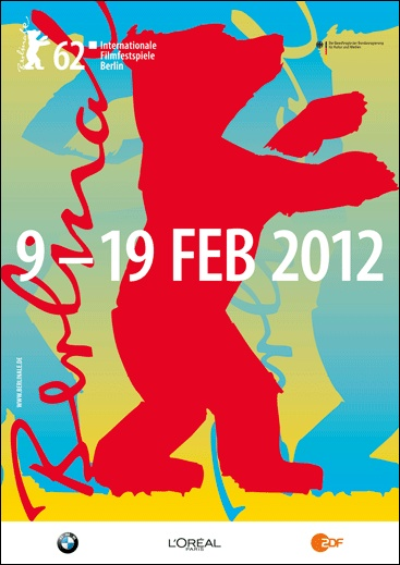 "2012. The Berlinale Bear is both a trademark and a popular symbol. The colourful variations of the Berlinale Bear in the poster's motif for 2012 allude perfectly to the Festival's diversity and multifaceted nature, and will put the city in the mood for this major event,"" says BOROS, the agency doing the artwork for the 62nd Berlin International Film Festival."