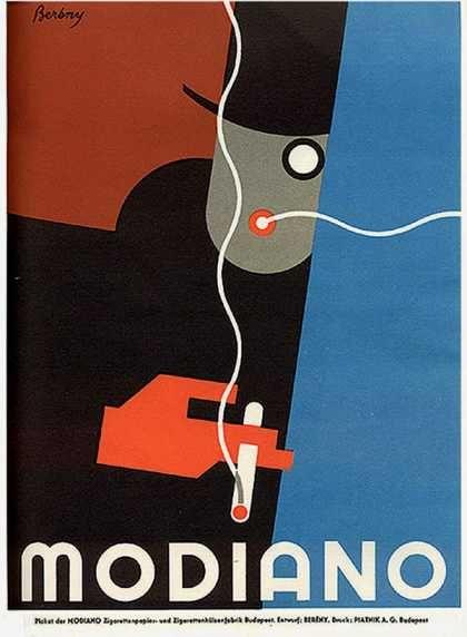 Modiano – Robert Bereny – Hungria (1927)