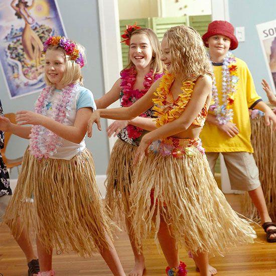 25+ Unique Hawaiian Party Games Ideas On Pinterest