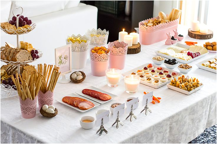 Easter Brunch - Table decor - birthday party