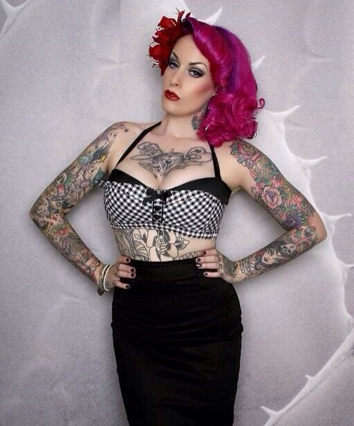 Tattoo Fixers Psychobilly Girl Punk: 17 Best Images About My Etsy Shop On Pinterest