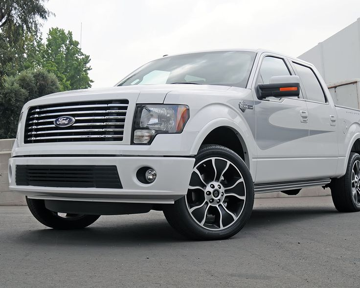 The 6.2L Boss V8 was only available to 2011-2012 Ford F150 purchasers who opted for the upscale F150 Platinum, F150 Lariat, or F150 Harley-Davidson edition