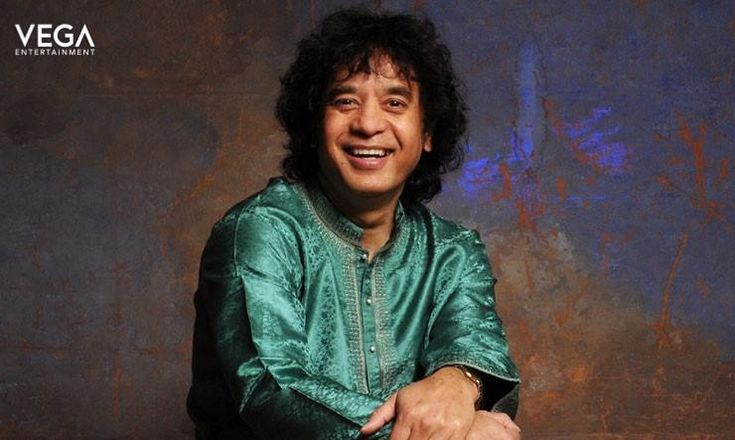 Vega Entertainment Wishes a Very Happy Birthday to Famous Tabla Player #ZakirHussain  #Zakir #Hussain #Birthday #TablaPlayer #March9 #Vega #Entertainment #VegaEntertainment