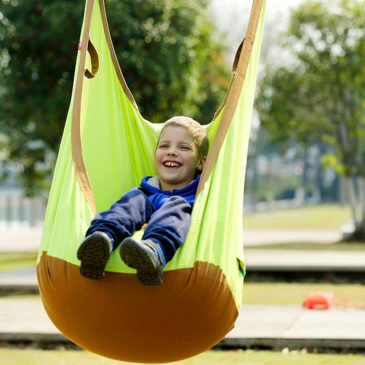 Balanço do jardim Para Crianças Bebê Inflável Assento Do Balanço Rede Pendurada Cadeira de Balanço Crianças Ao Ar Livre Indoor Pod Conjuntos SW137(China (Mainland))
