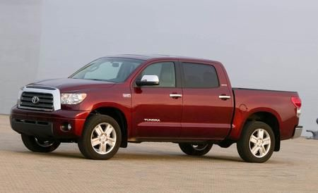 Toyota Tundra - Car and Driver