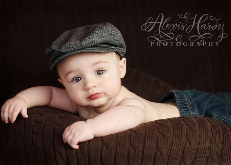On Tummy On Beanbag Kids Photography Baby Photos Baby