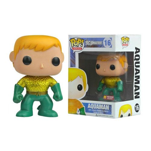 Aquaman New 52 Previews Exclusive Pop! Vinyl Figure - Funko - http://www.entertainmentearth.com/prodinfo.asp?number=FU132126&id=GV-504124131